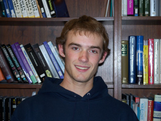 Bentsen receives Goldwater Scholarship